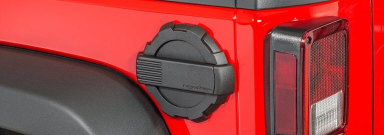 Best Jeep Gas Cap Cover