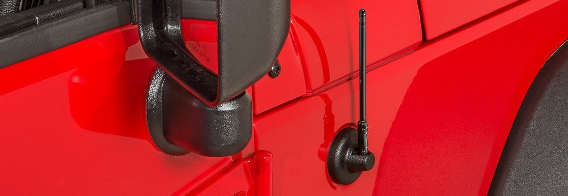 Best Jeep Antenna 2020 – Reviews & Buyer's Guide