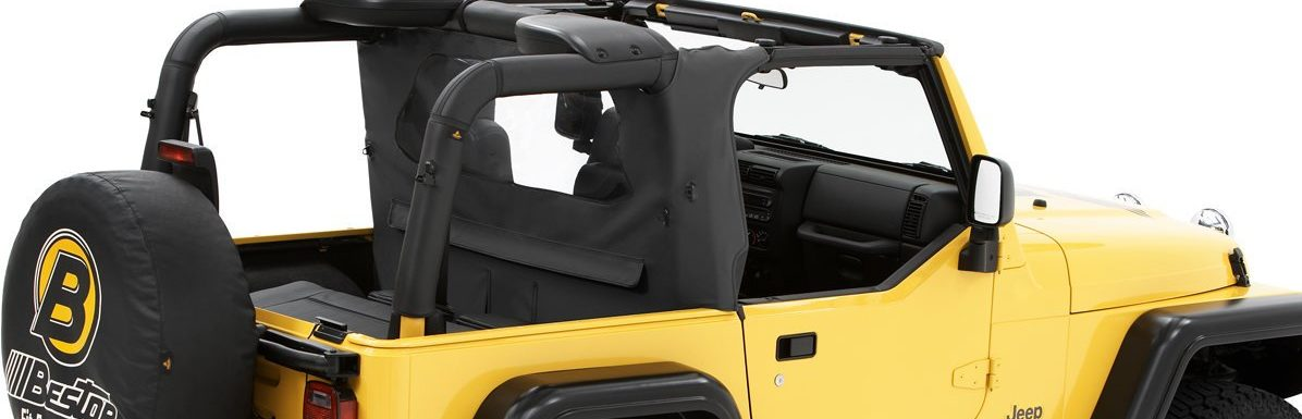 Best Jeep Bikini Top 2021- Reviews & Buyer's Guide