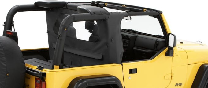 Best Jeep Bikini Top