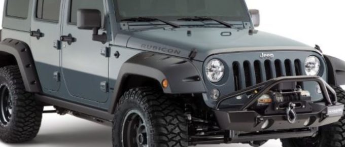 Best Jeep Fender Flares