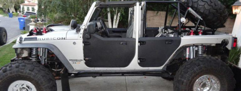 Best Jeep Half Doors