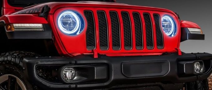 Best Jeep LED Headlights