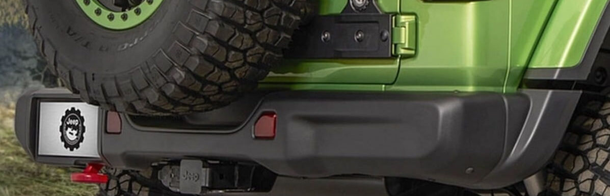 Best Jeep Rear Bumpers 2020 – Reviews & Buyer's Guide