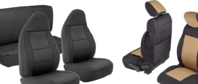 Best Jeep Seat Covers
