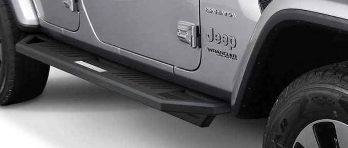 Best Jeep Side Steps