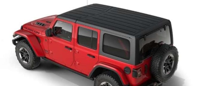 Best Jeep Soft Tops