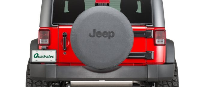 Best Jeep Spare Tire Covers