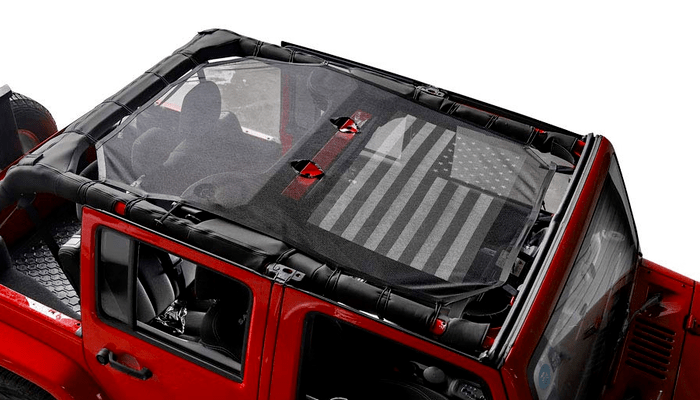 Best Jeep Sunshade
