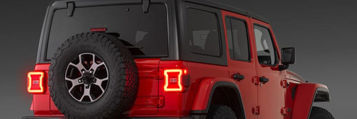 Best Jeep Tail LED Lights 2020 – Reviews & Buyer's Guide