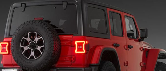 Best Jeep Tail LED Lights