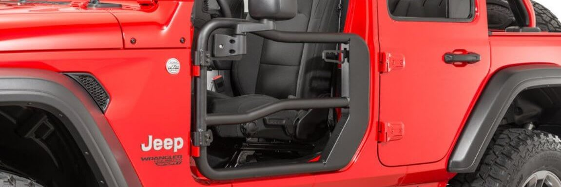 Best Jeep Tube Doors 2020- Review & Buyer's Guide