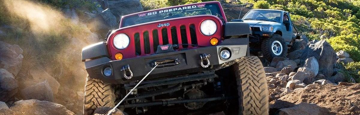 Best Jeep Winch 2020- Reviews & Buyer's Guide