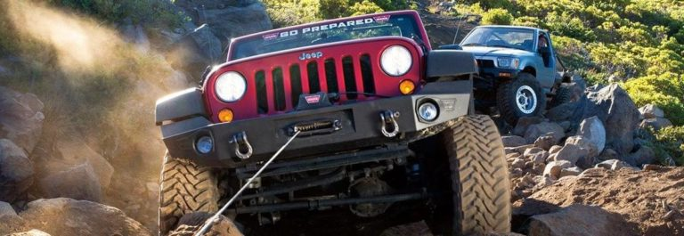 Best Jeep Winch