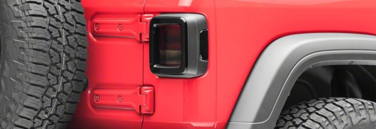Best Wrangler Jeep Tail Light Covers