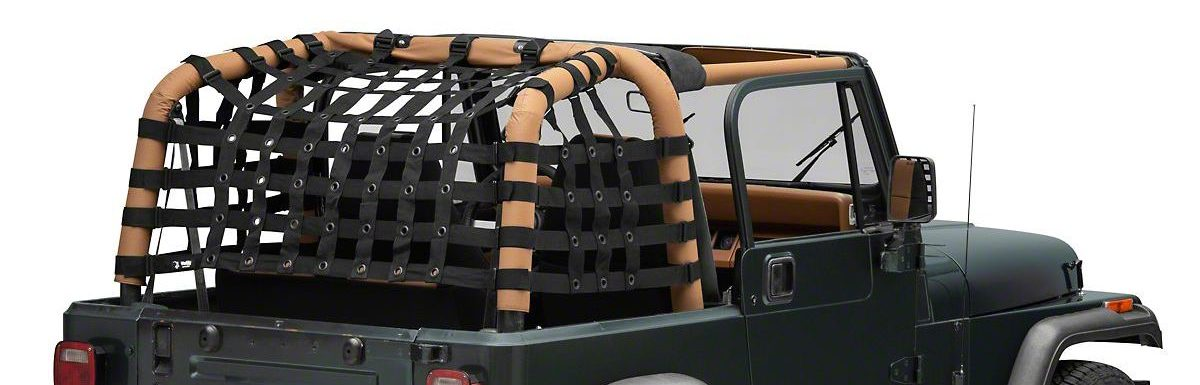 Best Jeep Cargo Net 2020 – Reviews & Buyer's Guide