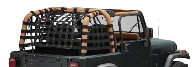 Best Jeep Cargo Net