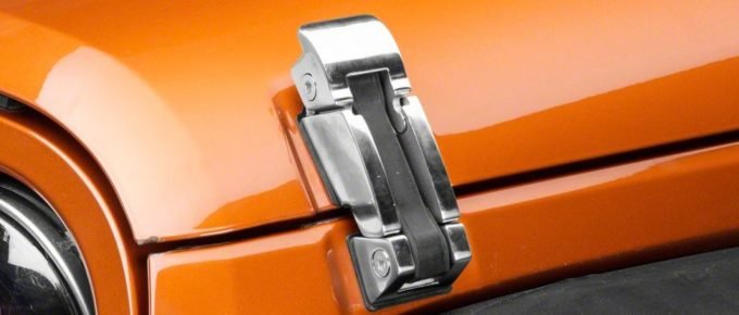 Best Jeep Hood Latches