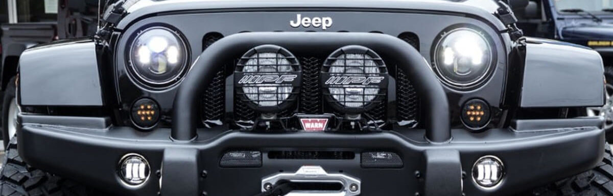 Best Jeep Fog Lights 2021 – Reviews & Buyer's Guide