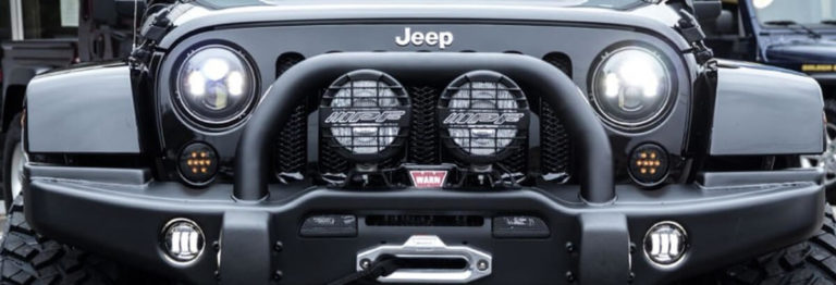 Best Jeep Fog Lights