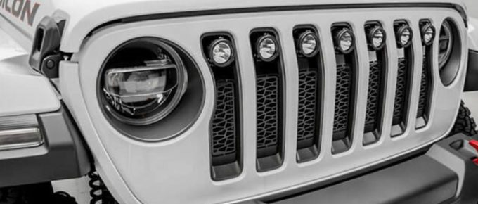 Best Jeep Grille